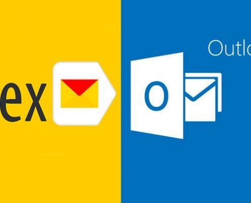 Outlook için Yandex Mail Kurulumu
