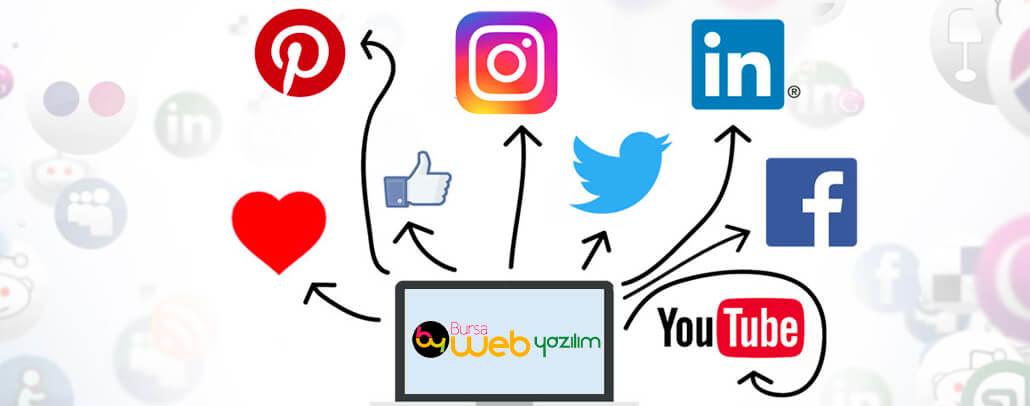 Bursa sosyal medya yönetimi